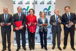 Ignacio Garralda premiado por la API